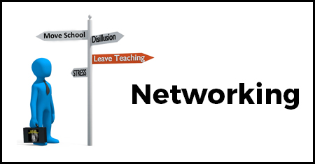 Thinking of Leaving Teaching - Networking