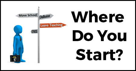 Thinking of Leaving Teaching - Where do you start