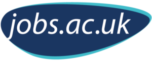 Logo for the jobs.ac.uk website