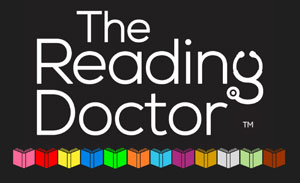 The Reading Doctor Logo