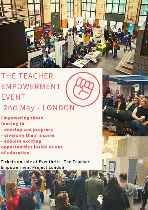 The Teacher Empowerment Event