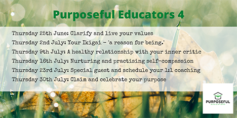 Purposeful Educators Events
