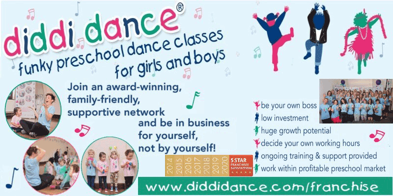 diddi dance advert